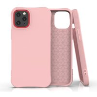 Soft case TPU hoesje voor iPhone 12 mini - roze