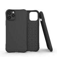 Soft case TPU hoesje voor iPhone 11 Pro - zwart