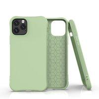 Soft case TPU hoesje voor iPhone 11 Pro - groen