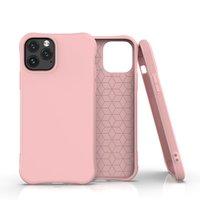 Soft case TPU hoesje voor iPhone 11 Pro - roze