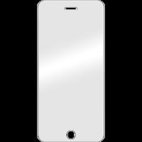Displex Real Glass Glassprotector iPhone 5 5s SE 2016 - Transparant Bescherming