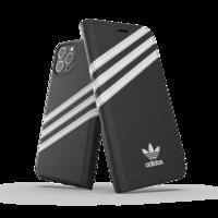 adidas Originals kunststof hoesje voor iPhone 11 Pro - zwart met wit