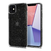 Spigen Liquid Crystal kunststof hoesje voor iPhone 11 - transparant
