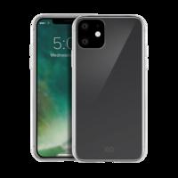 Xqisit Flex kunststof hoesje voor iPhone 11 - transparant