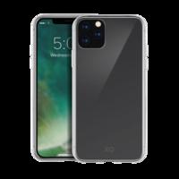 Xqisit Flex kunststof hoesje voor iPhone 11 Pro - transparant