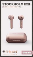 Urbanista Stockholm Plus In-Ear Oortjes met oplaadcase - Rosé Goud