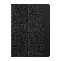 LAUT Inflight stof en kunststof hoesje voor iPad 10.2 inch (2020) - zwart