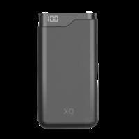 Xqisit Premium PD Powerbank 12.000 mAh PD en QC 3.0 - Zwart