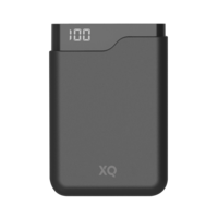 Xqisit Premium Powerbank 10.000 mAh - Zwart