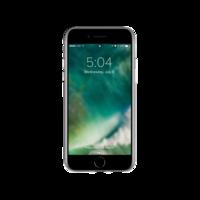 Xqisit Flex kunststof hoesje voor iPhone 7, iPhone 8 en iPhone SE 2020 - transparant