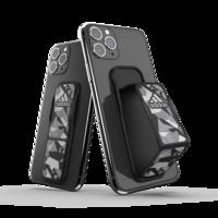 adidas SP Universele Gripband Telefoon Formaat S - Zwart Grijs