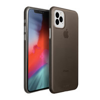 LAUT Slimskin kunststof hoesje voor iPhone 11 Pro Max - zwart