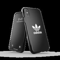 adidas Originals kunststof hoesje voor iPhone X en iPhone XS - zwart