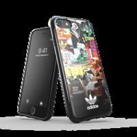 adidas Originals kunststof hoesje voor iPhone 6, 6s, 7, 8 en SE 2020 - multicolor