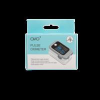 AVO+ Saturatiemeter Zuurstofgehalte Bloed - Meten Vinger