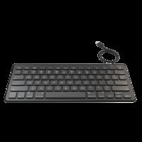 ZAGG Universele Lightning Toetsenbord QWERTY - Zwart