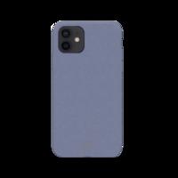 Xqisit Eco Flex Biologisch afbreekbaar en Anti Bacterieel hoesje voor iPhone 12 mini - blauw