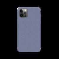 Xqisit Eco Flex Bio afbreekbaar Anti Bacterieel hoesje voor iPhone 12 en iPhone 12 Pro - blauw