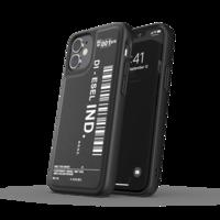 Diesel Moulded Case hoesje voor iPhone 12 mini - zwart