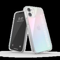 Superdry Snap Case Clear kunststof hoesje voor iPhone 12 mini - holografisch