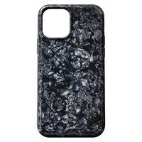 LAUT Pearl kunststof hoesje voor iPhone 12 en iPhone 12 Pro - zwart