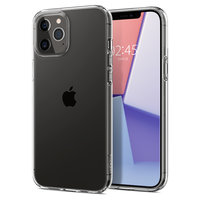 Spigen Liquid Crystal Air Cushion Technology hoesje voor iPhone 12 Pro Max - transparant