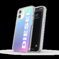 Diesel Snap Case kunststof hoesje voor iPhone 12 mini - holografisch