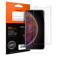 Spigen Glassprotector iPhone 11 Pro Max en XS Max Bescherming - 9H Hardheid