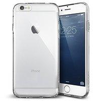 Transparant TPU hoesje iPhone 6 6s doorzichtig case