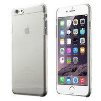 Doorzichtig hardcase iPhone 6 Plus iPhone 6s Plus transparant hoesje