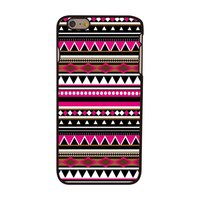 Indianen patroon iPhone 6 Plus 6s Plus hoesje Tribe Tribal Aztec style hardcase