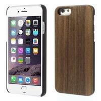 Houten Walnoot Hoesje iPhone 6 6s Wood Origineel handgemaakt