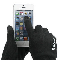 Touch Handschoenen iGlove iPhone Touchscreen Zwart