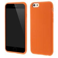 Oranje iPhone 6 Plus 6s Plus Hoesje silicone zacht EK WK Koningsdag