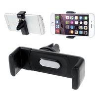 Universele Autohouder zwart Ventilatierooster telefoon houder iPhone Samsung auto