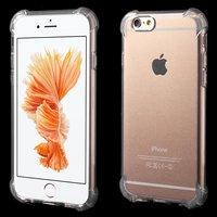 Zeer stevig TPU hoesje iPhone 6 Plus 6s Plus Doorzichtige cover