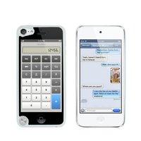 Rekenmachine hardcase hoesje iPod Touch 5 en 6 Calculator cover