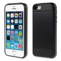 Verborgen pasjes opslag hoesje iPhone 5 5s SE Secret pasjeshouder