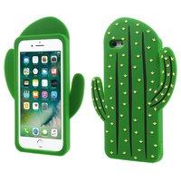 3D Cactus hoesje iPhone 6 en 6s silicone