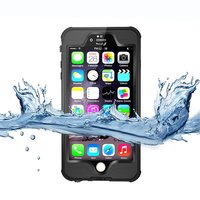 Waterdicht hoesje iPhone 6 6s Waterproof IP68 - Waterbestendig tot 2 meter onderwater