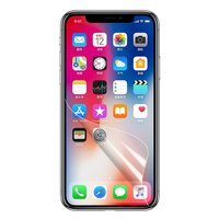Screenprotector iPhone X XS Screenguard Beschermfolie
