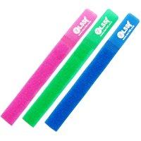 3x Kabelbinders kleurbinder Cable Organizer kabel ordeners klittenband