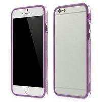 Paars bumper hoesje iPhone 6 6s case