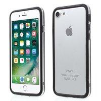 Zwart bumper hoesje iPhone 7 8 case