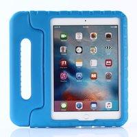 EVA Kindvriendelijke schokabsorberende iPad 2017 2018 iPad Air 2 case - Blauw valbestendig