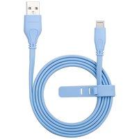 MOMAX MFi Lightning Cable 1 meter - Blauwe oplaadkabel