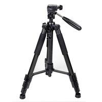ZOMEi Q111 Professioneel aluminium Tripod Statief DSLR camera - schuimrubber grip