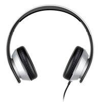i60 Over-ear draadgebonden Stereo Koptelefoon - Microfoon Metallic Zilver