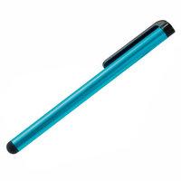 Stylus pen voor iPhone iPod iPad pennetje Galaxy styluspen - Blauw
