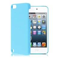 iPod Touch 5 6 7 hard hoesje hoes hardcase beschermhoes case - Lichtblauw